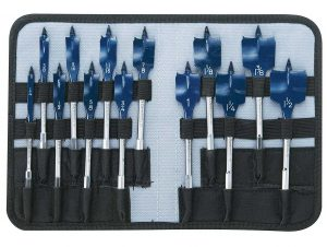 blue spade drill bits