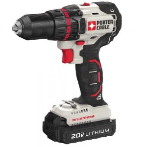 Brushless Power Drill