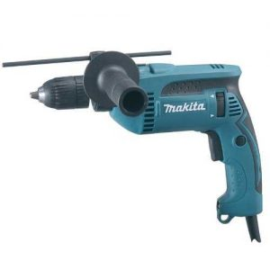 Makita drill with side hammer