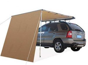 ARB retractable van awning