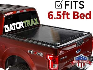 Retractable Tonneau Cover
