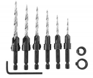 Top Countersink bits