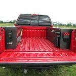bed liner truck tool box