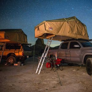 camping truck tent
