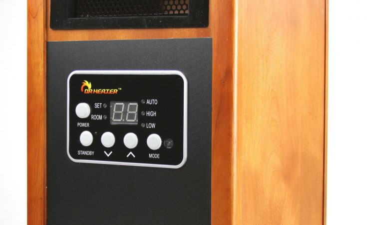dr infrared portable space heater