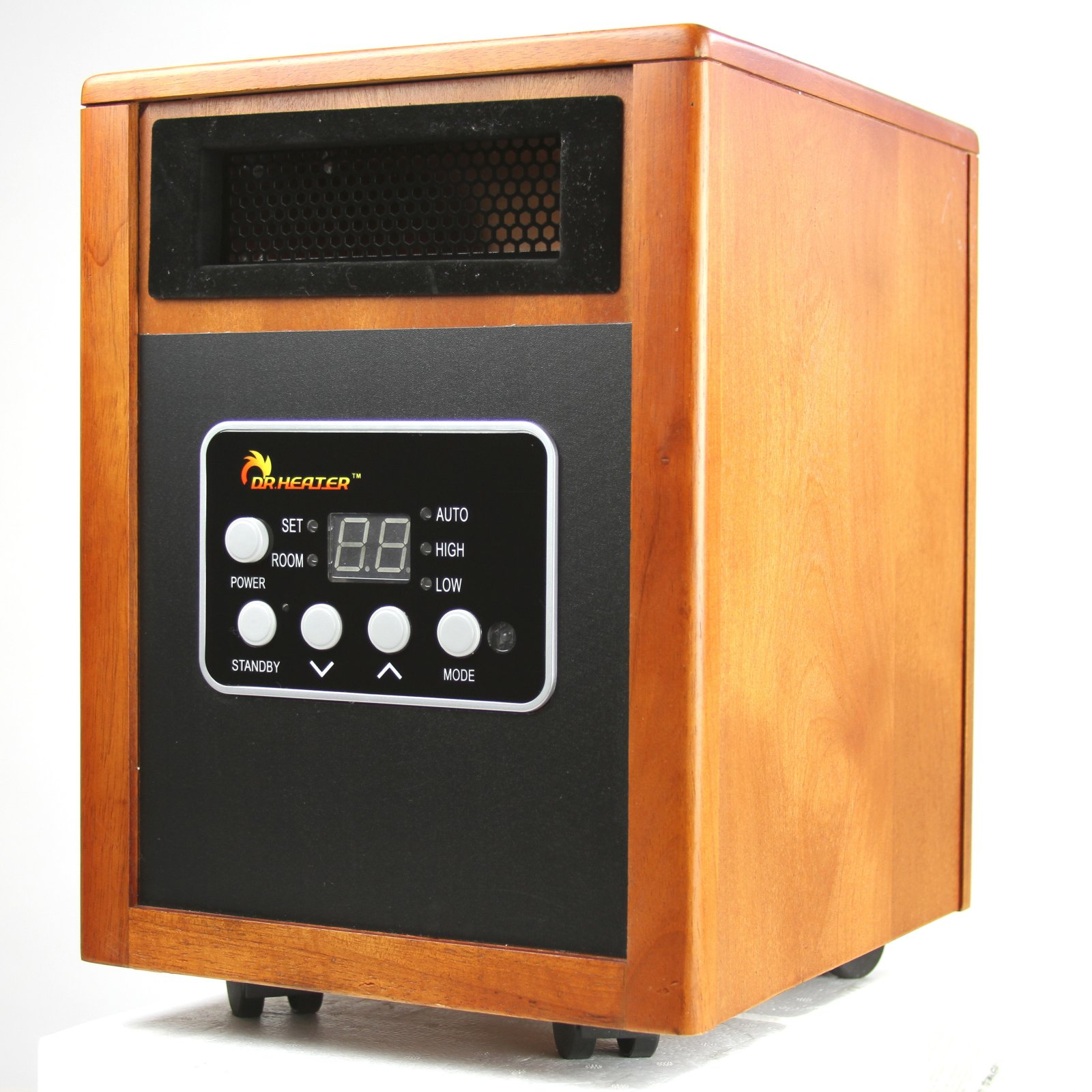 Pass piss test with portable heater