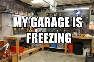 How to Heat your Garage Workshop