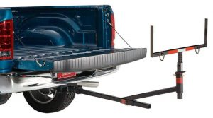 best truck bed extender for kayaks