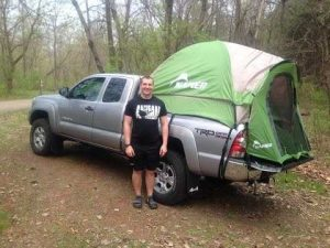 Napier Truck Tent Reviews