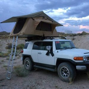 biggest truck bed tent