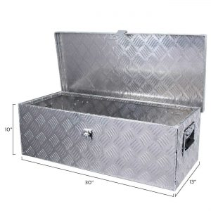 slimline low profile truck tool boxes