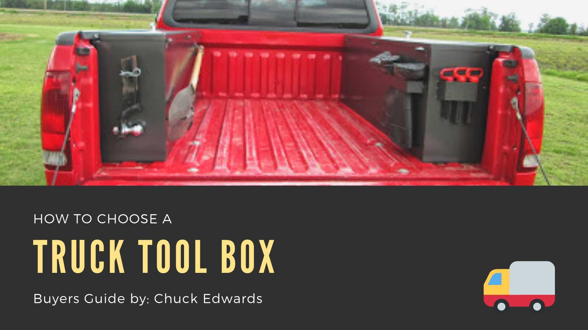 15 Best Truck Tool Boxes Organize Your Truck Bed Reviews Comparisons 2020