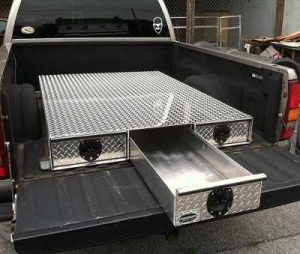 Installing A Truck Tool Box In 4 Simple Steps Diy Install