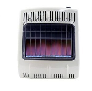 best natural gas garage heater