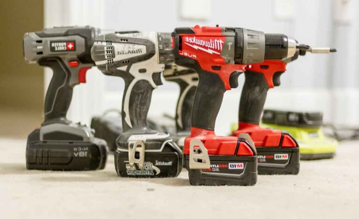 how to choose a cordless drill