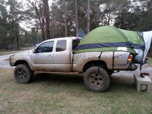 how to pick a truck tent