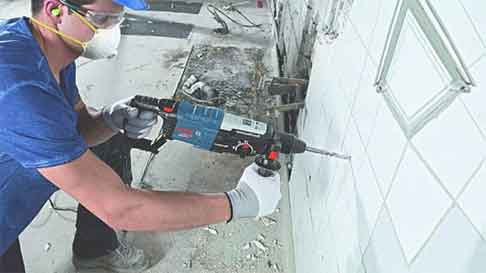 how to pick a hammer drill