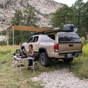 camping vehicle awning